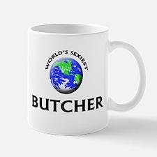 World's Sexiest Butcher Mug