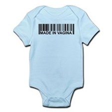 barcode Body Suit