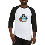 Movie Penguin Baseball Jersey