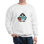 Movie Penguin Sweatshirt