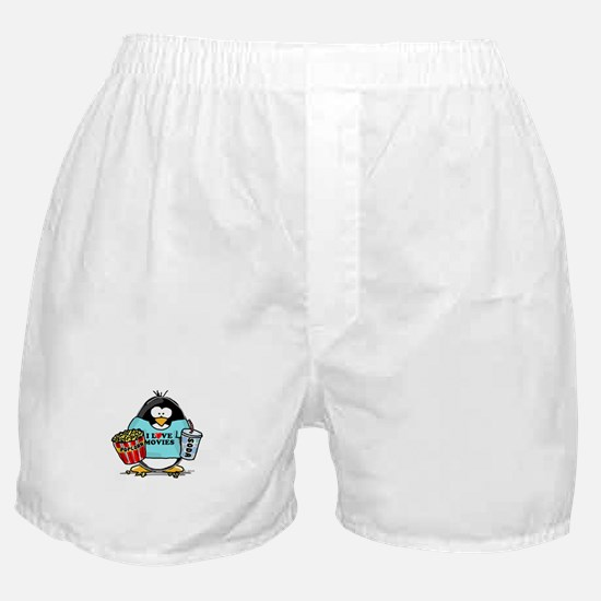 Movie Penguin Boxer Shorts