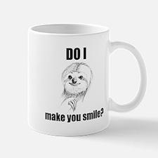 Sloths Like to Smile Mug