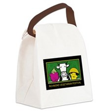 Small Stuff Canvas Lunch Bag