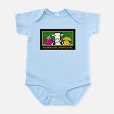 Small Stuff Infant Bodysuit