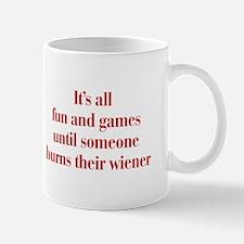 Its-all-fun-and-games-bod-burg Mug