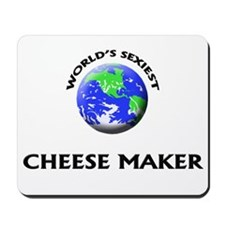 World's Sexiest Cheese Maker Mousepad