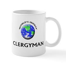 World's Sexiest Clergyman Mug