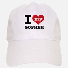 I love my Gopher Baseball Baseball Cap