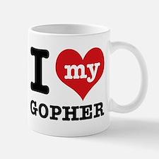 I love my Gopher Mug