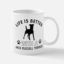 Funny Jack Russell Terrier lover designs Mug