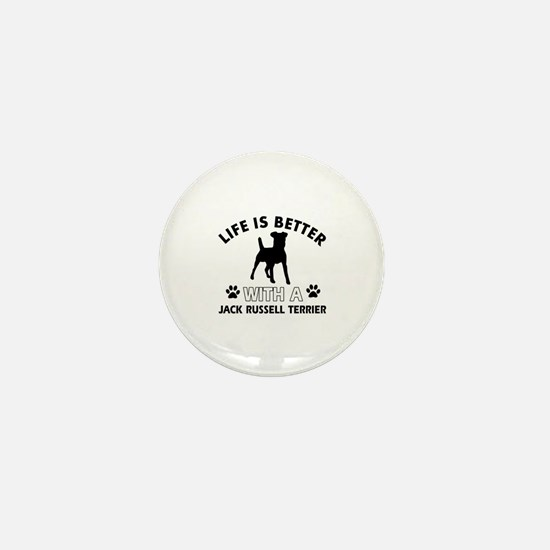 Funny Jack Russell Terrier lover designs Mini Butt