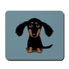 Cute Dachshund Mousepad