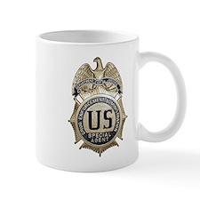 DEA Badge Mug