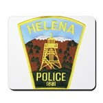 Helena Police Mousepad