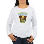 Helena Police Women's Long Sleeve T-Shirt
