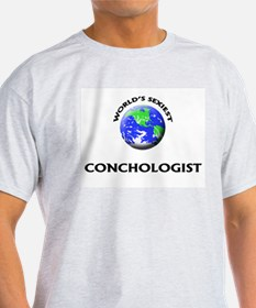 World's Sexiest Conchologist T-Shirt