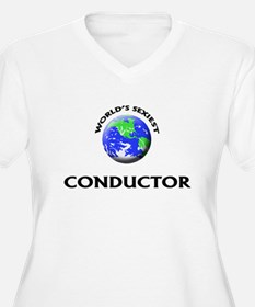 World's Sexiest Conductor Plus Size T-Shirt