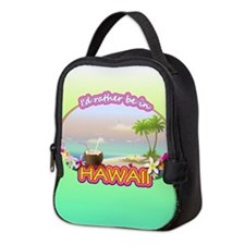 HAWAII Neoprene Lunch Bag