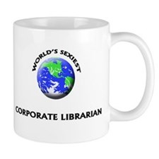 World's Sexiest Corporate Librarian Mug