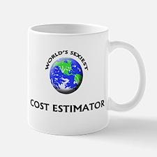 World's Sexiest Cost Estimator Mug