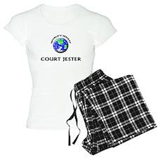 World's Sexiest Court Jester Pajamas