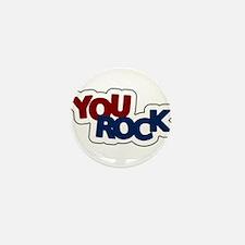 You Rock Mini Button (100 pack)