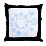 Flurry Throw Pillow