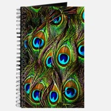 Peacock Feathers Invasion Journal