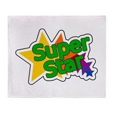 Super Star Throw Blanket