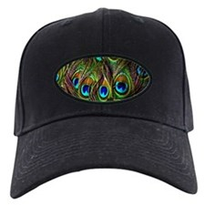 Peacock Feathers Invasion Baseball Hat