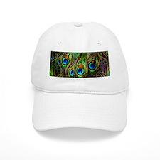 Peacock Feathers Invasion Cap