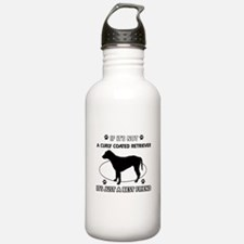 If it's not Curly-Coated Retriever Water Bottle