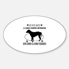 If it's not Curly-Coated Retriever Decal