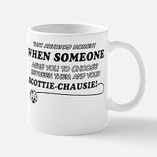 Scottie Chausie designs Mug