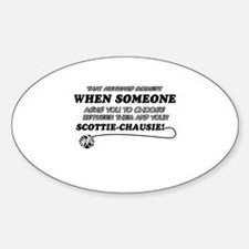 Scottie Chausie designs Decal