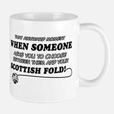 Scottish Fold designs Mug