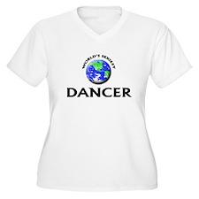World's Sexiest Dancer Plus Size T-Shirt