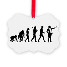 Opera Singers Gift Picture Ornament