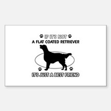 If it's not Flat-Coated Retriever Decal
