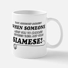 Siamese designs Mug