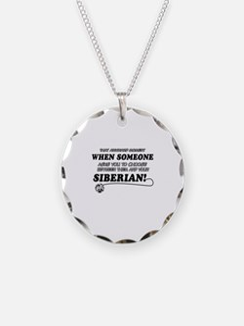 Siberian designs Necklace