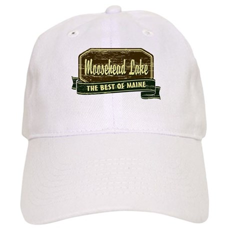 The Best of Maine Baseball Cap