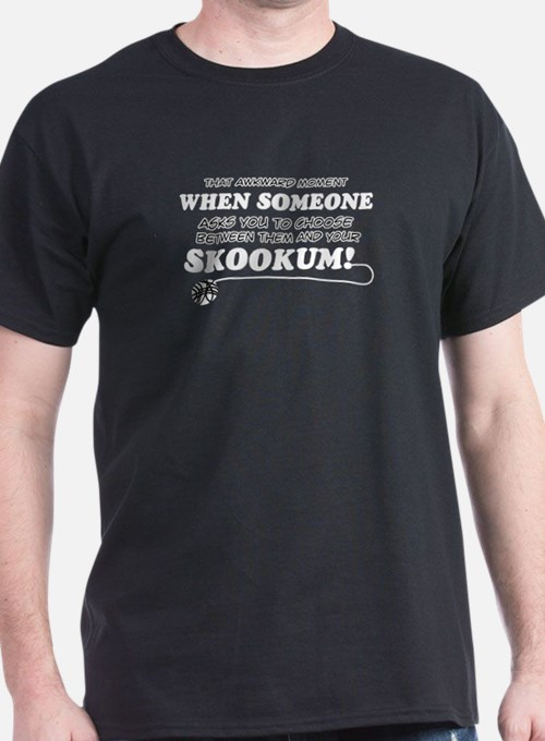 Skookum designs T-Shirt