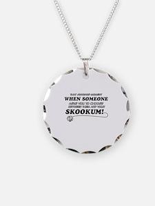 Skookum designs Necklace