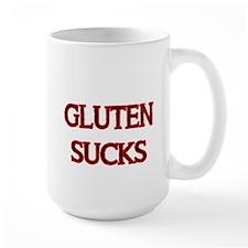 GLUTEN SUCKS Mug