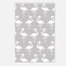 'Flamingos' Postcards (Package of 8)