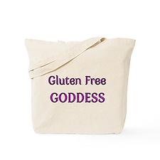 GLUTEN FREE GODDESS 4 Tote Bag