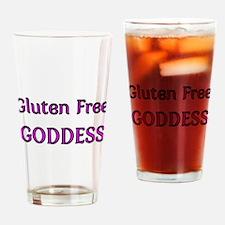 GLUTEN FREE GODDESS 4 Drinking Glass