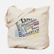 Limited Government Tote Bag