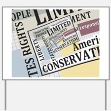 Limited Government Yard Sign